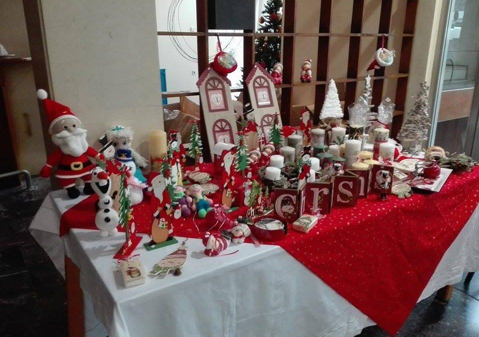 «Χριστουγεννιάτικο Bazaar» – 4 έως 8 Δεκεμβρίου 2017